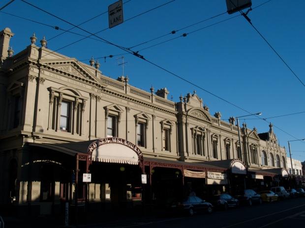 Errol Street, North Melbourne, Victoria, Australia