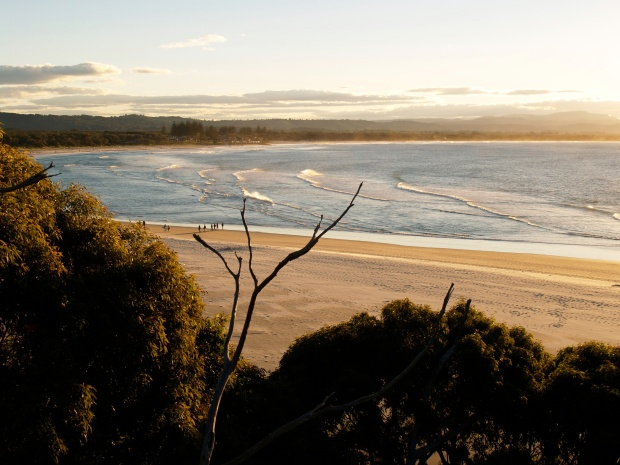 Clarkes Beach, Byron Bay, New South Wales, Australia